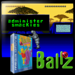 Ballz 3D - Fighting at Its Ballziest (USA, Europe)-image