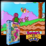 Barney's Hide & Seek Game-image