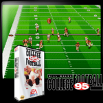 Bill Walsh College Football '95-image