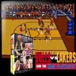 Bulls Vs Lakers and the NBA Playoffs (USA, Europe)-image