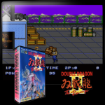 Double Dragon II - The Revenge (Japan)-image