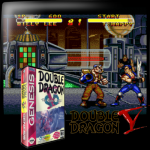 Double Dragon V - The Shadow Falls-image