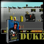 Dynamite Duke (World)-image
