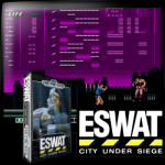 ESWAT - City Under Siege (USA, Europe)-image