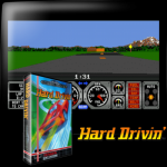 Hard Drivin' (World)-image