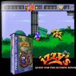 Izzy's Quest for the Olympic Rings (USA, Europe)-image