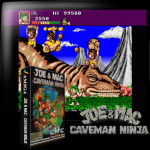 Joe and Mac Caveman Ninja-image