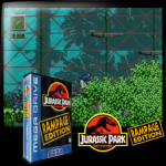 Jurassic Park - Rampage Edition (USA, Europe)-image