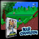 Kid Chameleon (USA, Europe)-image