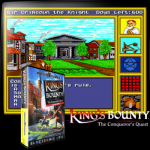 King's Bounty - The Conqueror's Quest (USA, Europe)-image