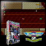 Micro Machines 2 - Turbo Tournament (Europe) (J-Cart)-image
