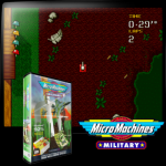 Micro Machines Military (Europe) (J-Cart)-image