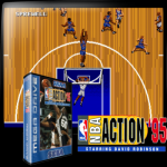 NBA Action '95 Starring David Robinson (USA, Europe)-image