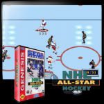 NHL All-Star Hockey '95-image