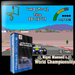Nigel Mansell's World Championship Racing (USA)-image