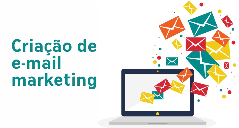 Criação de e-mail Marketing